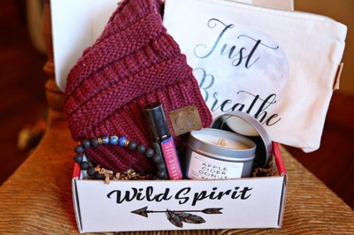 Wild Spirit Box - Month to Month  Photo 1