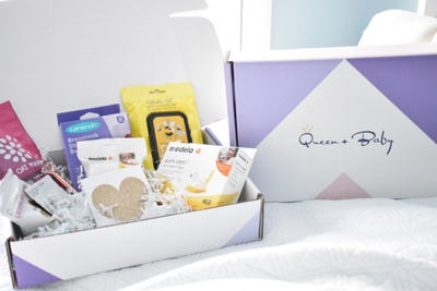 Queen and Baby Box Photo 2