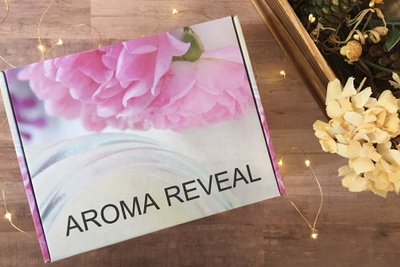 AROMA REVEAL - Self Care Subscription Box Photo 2