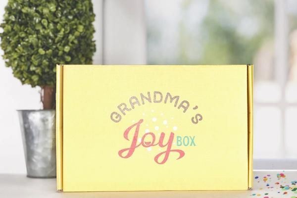 Grandmau0027s Joy Box & 15 Unique Motheru0027s Day Gifts for Your Grandma | Cratejoy