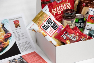 The Discovery Box - Monthly Food & Snacks Subcrsiption Box Photo 2