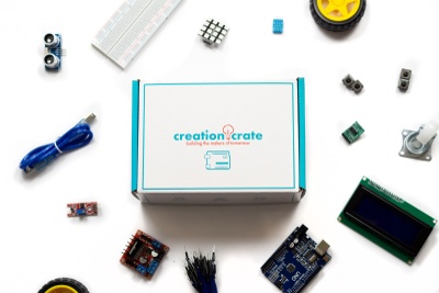 Creation Crate Photo 2