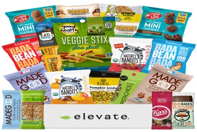 elevate. Snack Box Photo 2