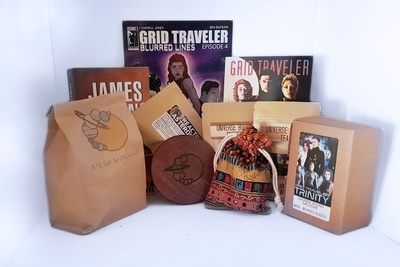 Universe Bound fantasy book subscription box