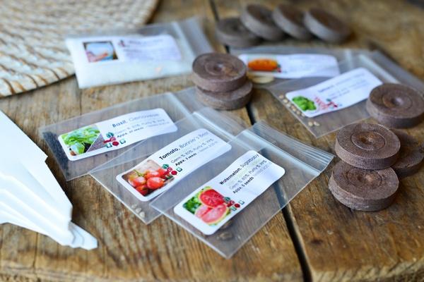 Urban Organic Gardener's (UOG) Seeds-of-the-Month Garden Club