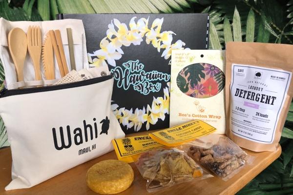 The Hawaiian Box