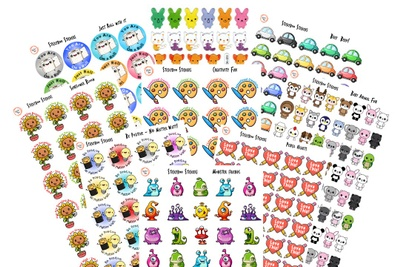 Teacher Stickers - Reward Stickers Kids Love! Photo 1