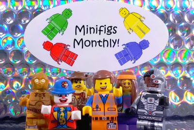 Minifigs Monthly Photo 1