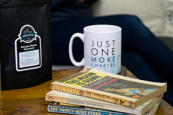 Coffee and Book Club Photo 1