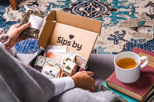 Sips by Box - Personalized Tea Discovery Photo 1