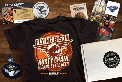 Brewski Craft Beer Shirt Club Photo 2