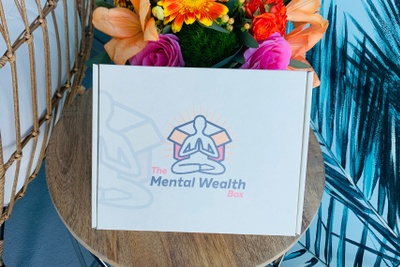 The Mental Wealth Box - Mental Health Subscription Box Photo 3