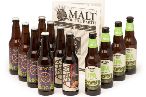 The HopHeads Beer Club - Subscription Box Gifts for Dads
