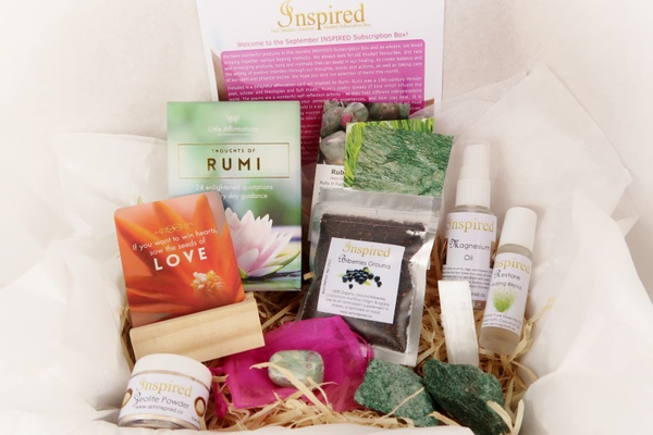 INSPIRED Subscription Box Photo 1