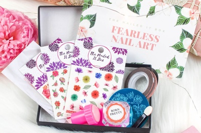 Best Nail Polish Subscription Boxes + Nail Art Supplies | Cratejoy