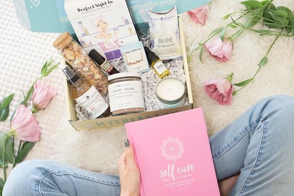 TheraBox - Self Care Subscription Box