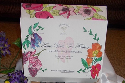 Time With the Father Bible Study Box Photo 2