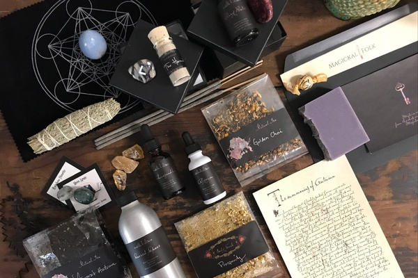 16 Best Witch Subscription Boxes for Spiritual Tools   Cratejoy