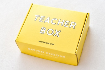Design Undone Teacher Box Photo 2