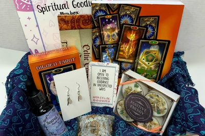 Spiritual Goodies box Photo 1