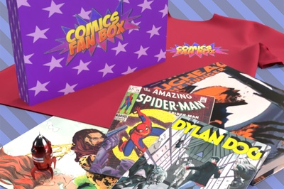 Comics Fan Box Photo 1