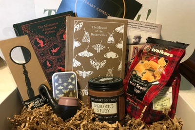 Quarterly/Seasonal Literary Book Box Photo 1