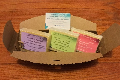 Pure Artisan Natural Soap Subscription Photo 3