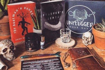 Unplugged Book Box Photo 2