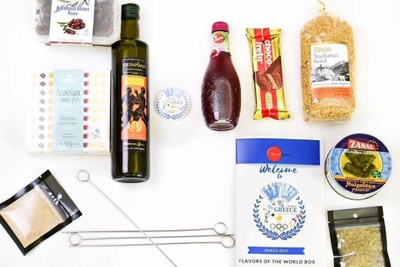 Flavors Of The World Box Photo 3