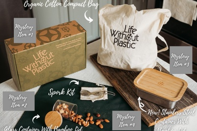 Life Without Plastic Subscription Box