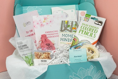 Loti Wellness Self-Care Box for your mind, body and soul! Photo 2