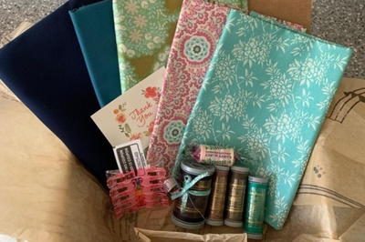 Quilter's Stash Builder Box Photo 1