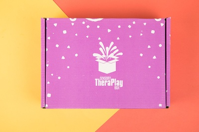 Sensory TheraPLAY Box Photo 2