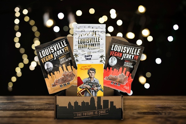 Louisville Vegan Jerky Of The Month Club Photo 1