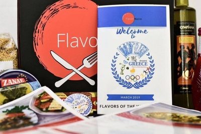 Flavors Of The World Box Photo 2