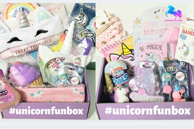 Unicorn Fun Box Photo 1