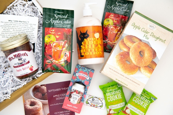 Fruit  For Thought Subscription Box Photo 1