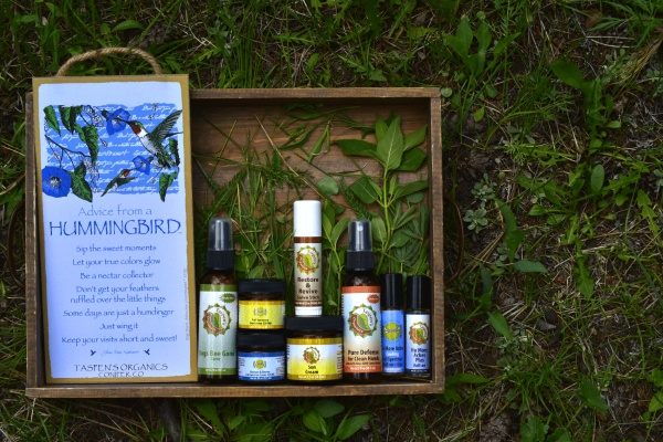 Taspens Organic's - Personal Wellness and Self Care Subscription Boxes.