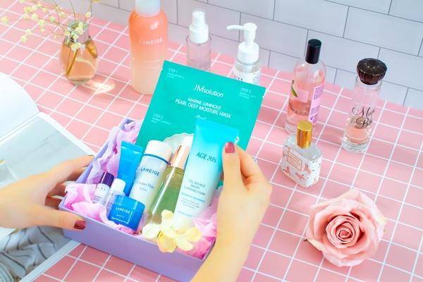 The K-Beauty Box