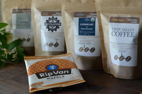 Four Coffee Subscription Box Photo 1