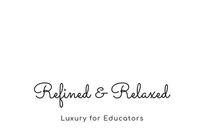 Refined & Relaxed: Luxury for Educators Photo 1
