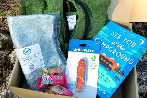 The Hikewize Subscription Box