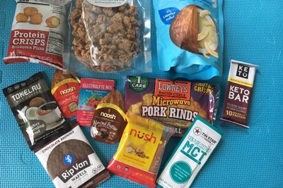 All Things Keto Deluxe Subscription Box Photo 3
