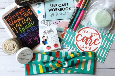 Teacher Care Crate Photo 1