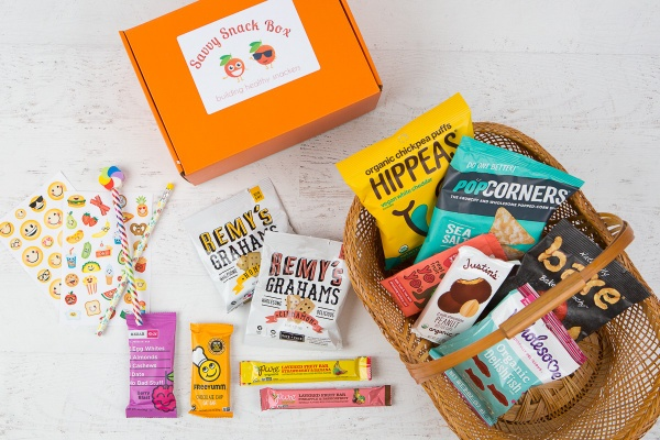 Savvy Snack Box Photo 1