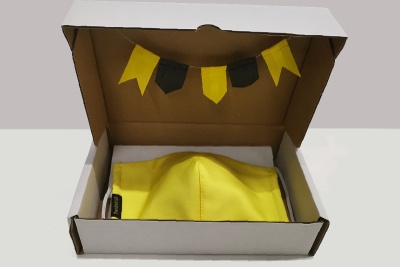 Monthy Box of Sustainable Social Masks Photo 3