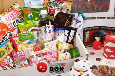 Tanoshi Me Box Photo 1