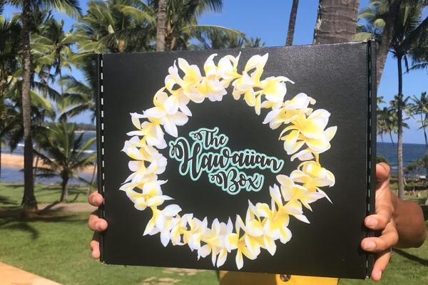 travel box subscription the hawaiian box