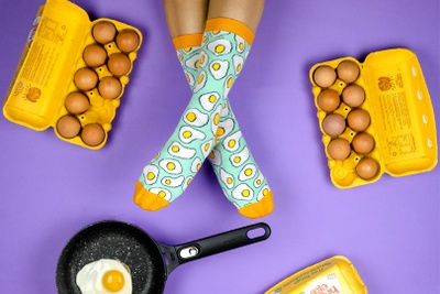 Sockgaim: Artist designed socks, Every. Single. Month. Photo 1