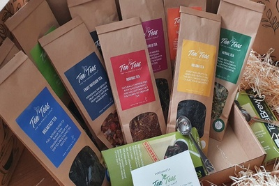 Eco-Friendly Ten Teas Explorer Box Photo 1